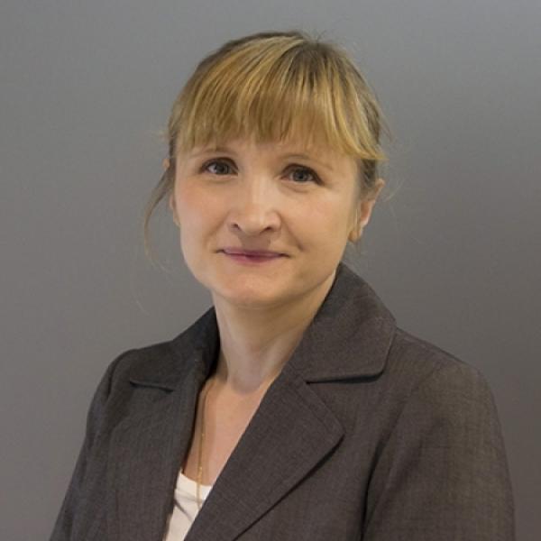 Agnieszka Jaron-Becker Portrait
