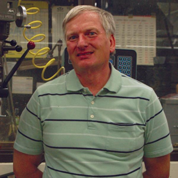 Craig Joy Portrait
