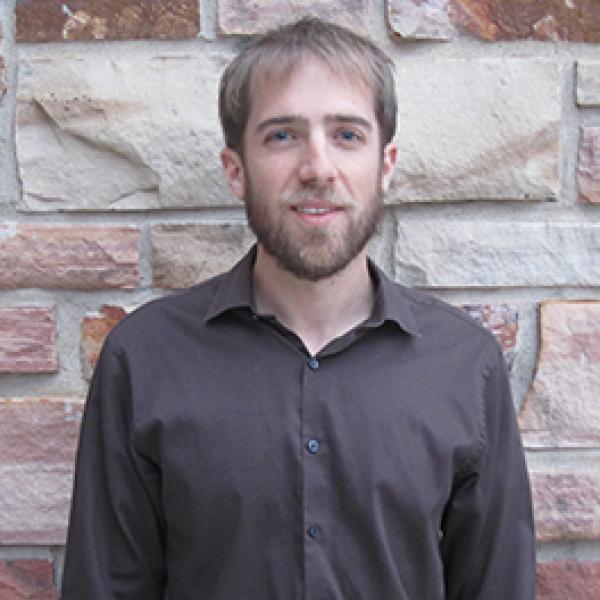 Daniel Bolton Portrait