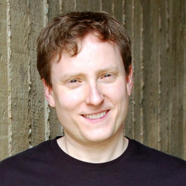Oliver DeWolfe Portrait