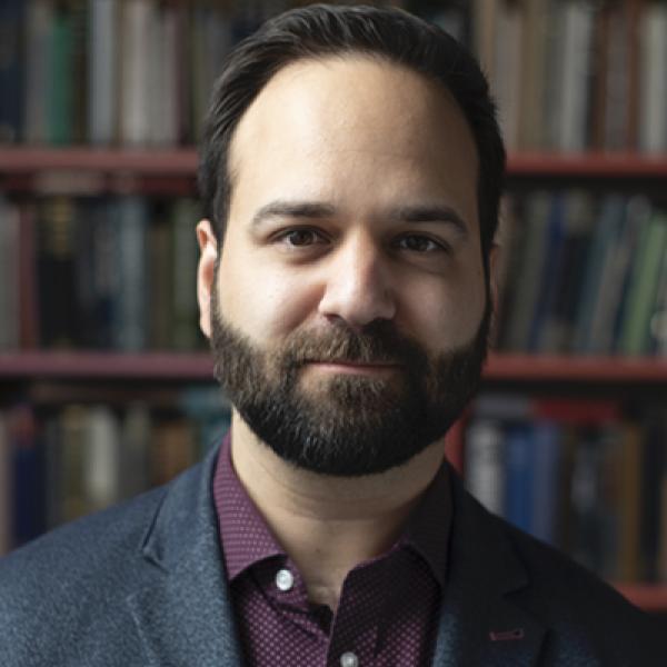 Dennis Perepelitsa Portrait