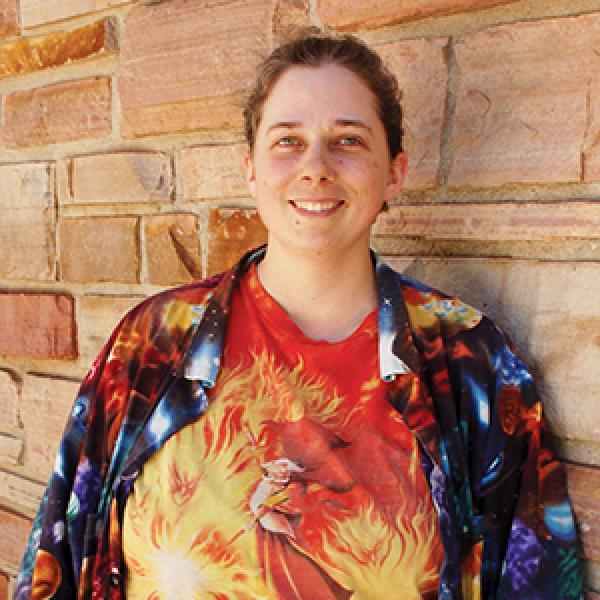 Gwen Eccles Portrait