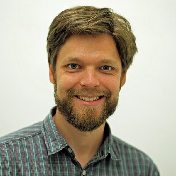 Fabian Menges Portrait