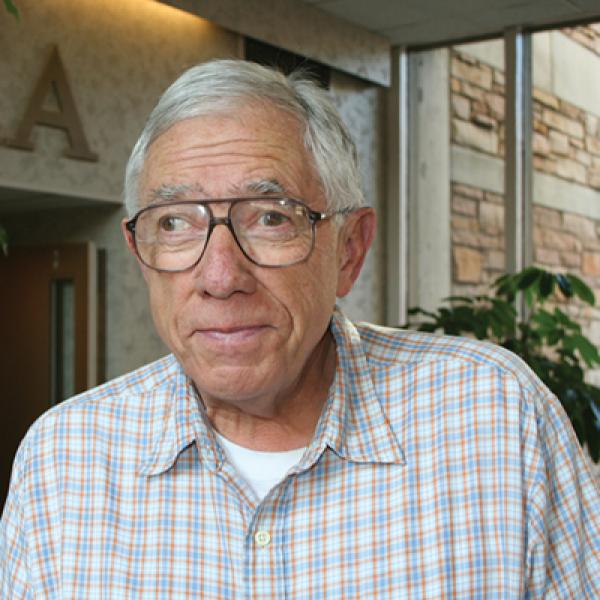 Judah Levine Portrait