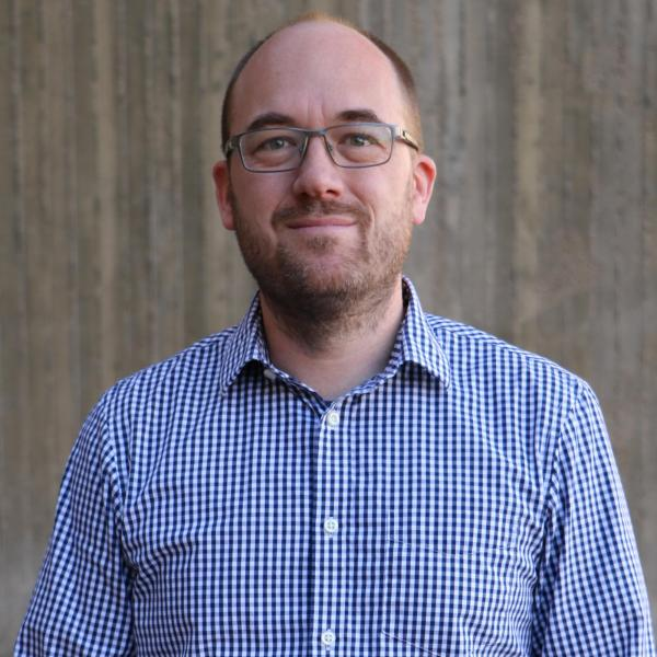Keith Ulmer Portrait