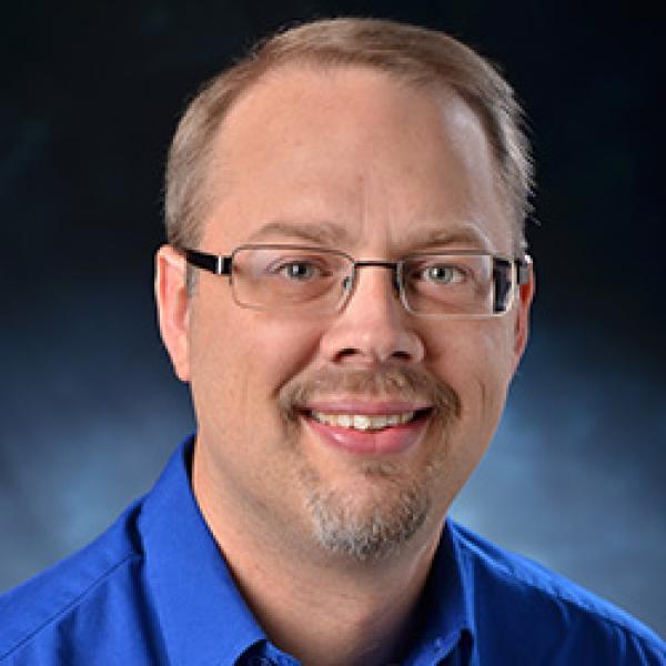 Kevin Stenson Portrait