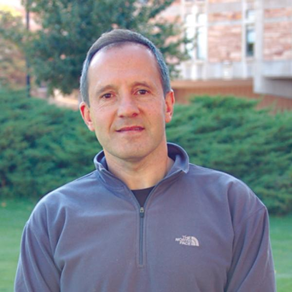 Leo Radzihovsky Portrait