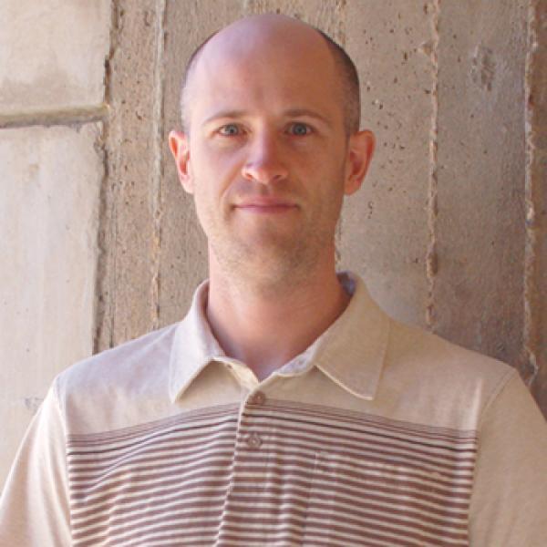 Michael Calkins Portrait