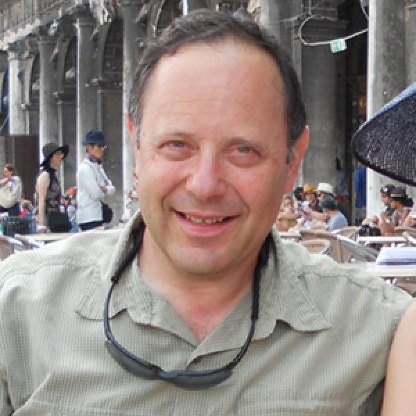 Mihály Horányi Portrait