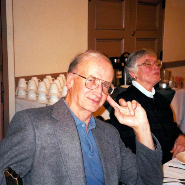 William O'Sullivan Portrait