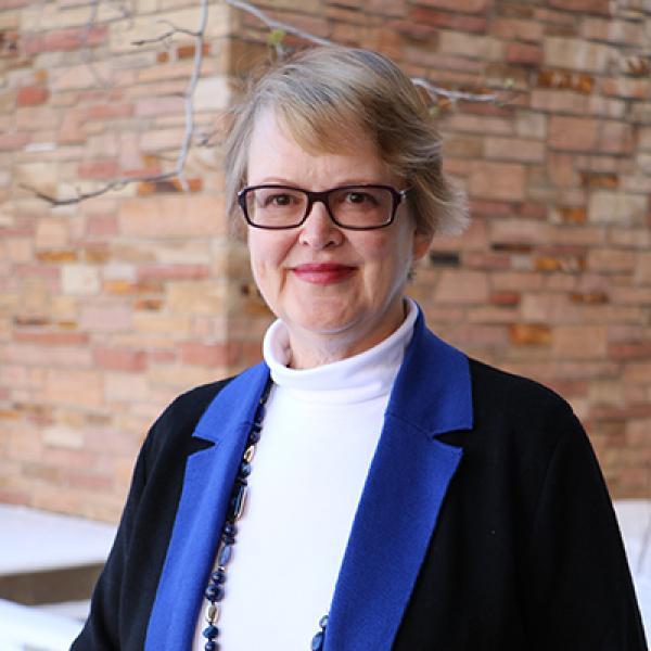 Patricia Rankin Portrait