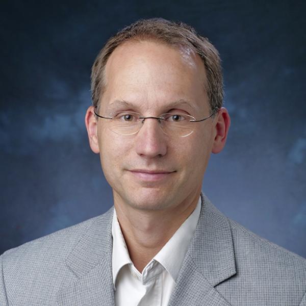 Paul Romatschke Portrait