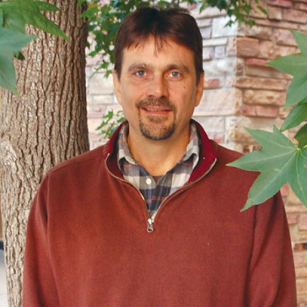 Paul Wingrove Portrait