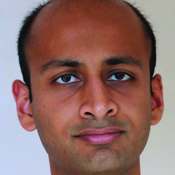 Rahul Nandkishore Portrait