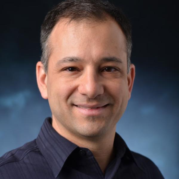 Sean Shaheen Portrait