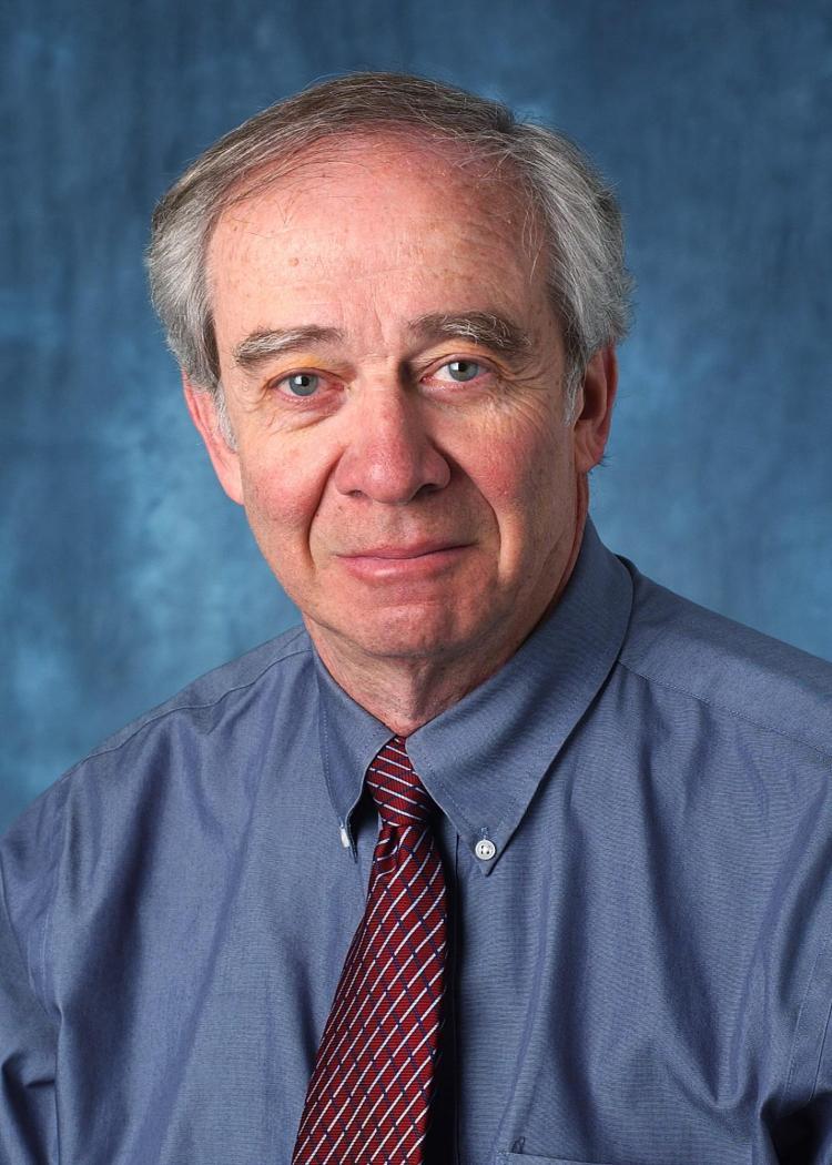 Uriel Nauenberg Portrait