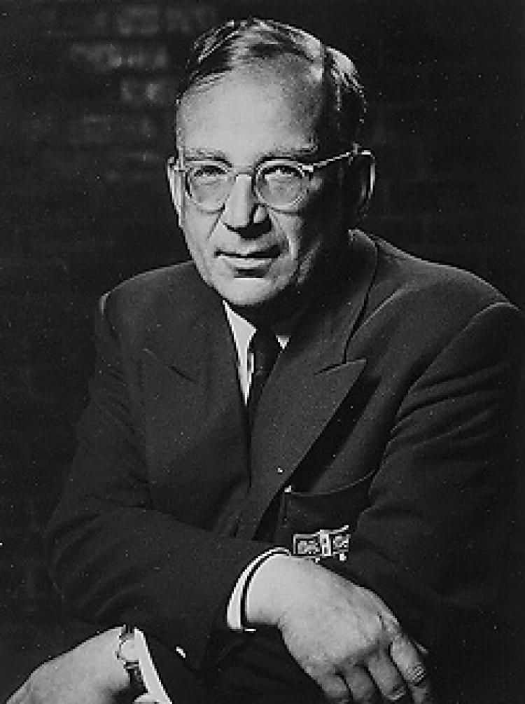 George Gamow Portrait