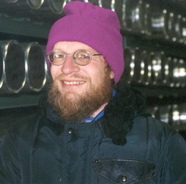 Richard Alley Portrait