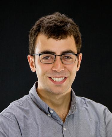 Adam Kaufman Portrait