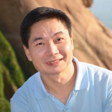 Baowen Li Portrait