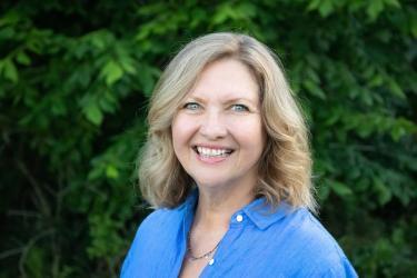 Christine Morrow Portrait