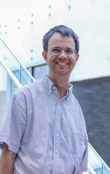 Eric Cornell Portrait