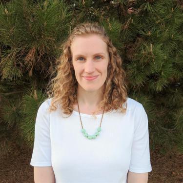 Portrait of Courtney Smith