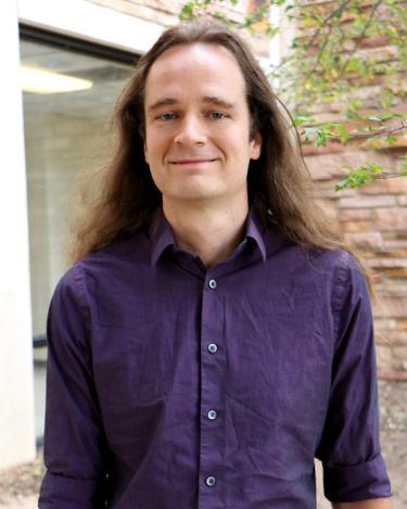 Geoffrey Davis Portrait