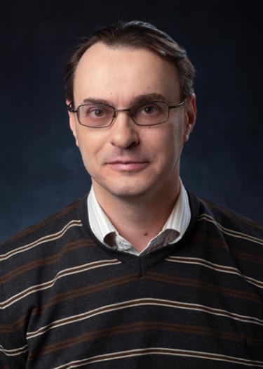 Dmitri Uzdensky Portrait