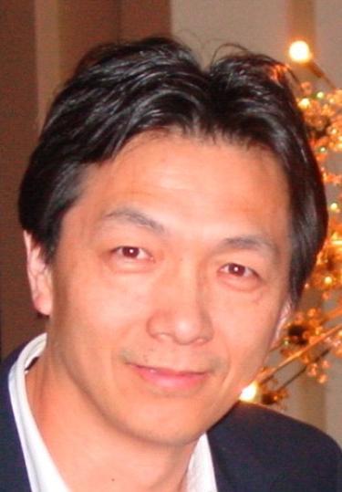 Gang Cao Portrait