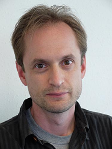 Joel Ullom Portrait
