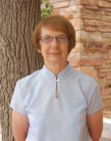 Linda Wellmann Portrait