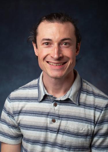 Oliver Nix Portrait