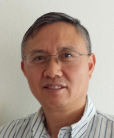 Shijie Zhong Portrait
