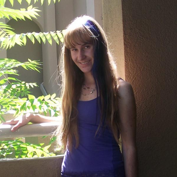 alumna Kayla Stearns