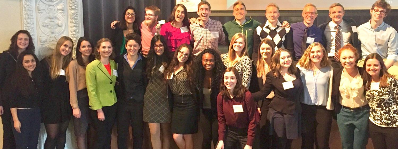 PLC students at the 2017 Colorado Leadership Alliance Summit
