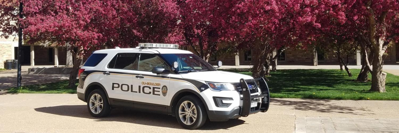 Police Department | University of Colorado Boulder