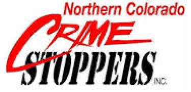 Logo for the Northern Colorado Crime Stoppers