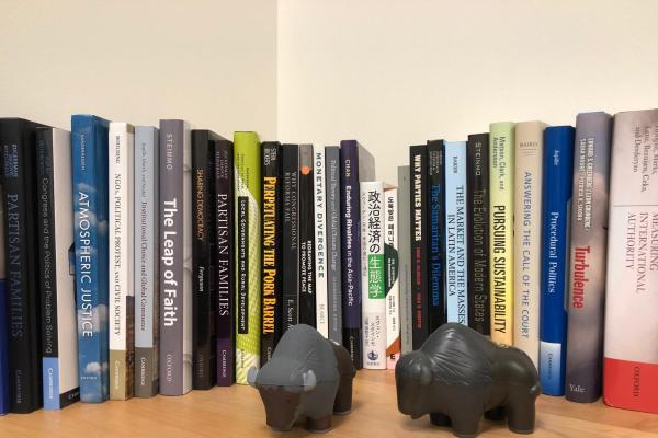 PSCI books