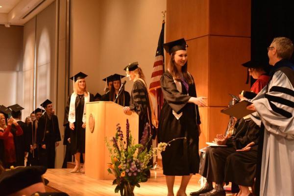 Spring Graduation