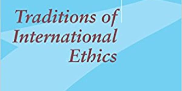 Traditions of International Ethics book cover