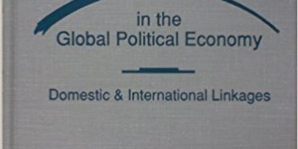 The Evolving Pacific Basin in the Global Political Economy book cover