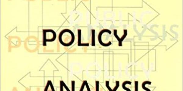 Public Policy Analysis: A Political Economy Approach book cover