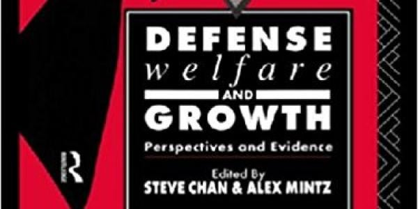 Defense, Welfare, and Growth: Perspectives and Evidence book cover