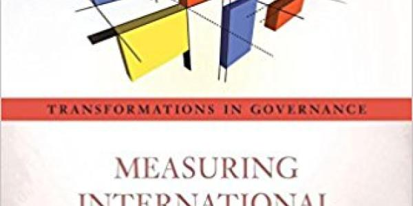 Measuring International Authority book cover