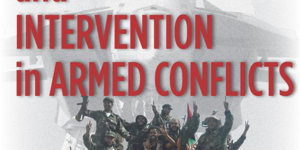 Foreign Powers and Intervention in Armed Conflicts book cover