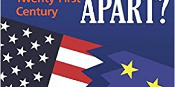 Growing Apart? America and Europe in the 21st Century book cover