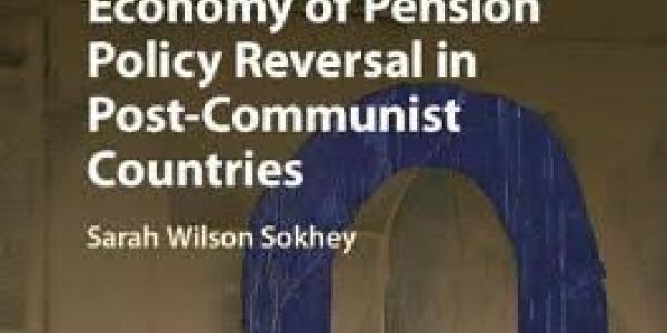 The Political Economy of Pension Policy Reversal in Post-Communist Countries book cover