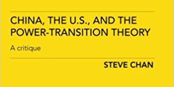 China, the U.S., and the Power-Transition Theory book cover