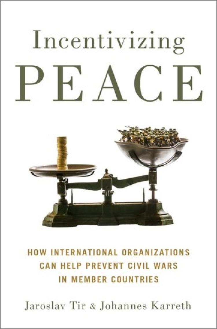 Incentivizing Peace cover